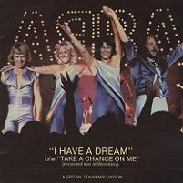 ABBA I Have A Dream 1979 UK 'Special Souvenir Edition' 7