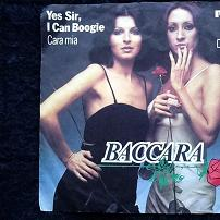 Baccara Yes Sir I Can Boogie German 7 Vinyl