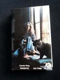 Carole King Tapestry US Cassette