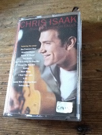 Chris Isaak San Francisco Days Cassette Album
