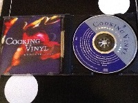 Various Cooking Vinyl Sampler Vol 3 1994 CD Compilation