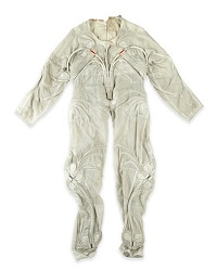 David Bowie Ashes To Ashes Spacesuit Used For The Video, 1980