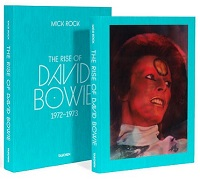 Mick Rock The Rise Of David Bowie 1972-1973 Signed Book, 2015