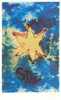 David Bowie Star Print, 1998