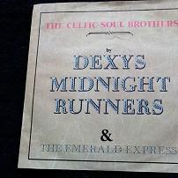 Dexy's Midnight Runners Too-rye-ay UK Vinyl LP