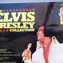 Elvis Presley The Elvis Presley Collection UK Double Vinyl LP Set