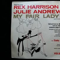 My Fair Lady Volume 1 EP Vinyl (1960s)