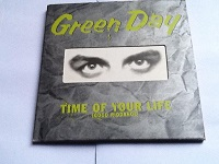 Green Day  Time Of Your Life (Good Riddance) CD, Single, CD1 (UK) 1998