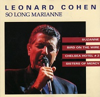 Leonard Cohen So Long, Marianne Europe CD, Compilation (1995)