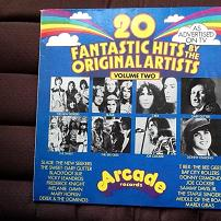 Various Artists - 20 Fantastic Hits Volume 2 UK LP Vinyl