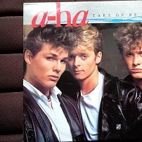 A-ha - Take On Me UK 12