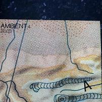 Ambient 4 On Land LP (Vinyl Album) UK Eg 1982