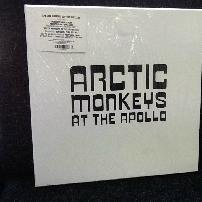 Arctic Monkeys - Limited Edition DVD Box Set with Live LP