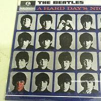The Beatles - A Hard Day's Night Vinyl LP [UK] [6th Pressing] [PCS 3058] (1971)