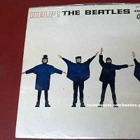 The Beatles Help! Japanese Red Vinyl LP [Japan] [Gatefold sleeve] [OP-7387] (1965)