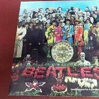 The Beatles Sgt. Pepper's Lonely Hearts Club Band Vinyl LP [UK] [Gatefold sleeve] [5099910417713] (1989)