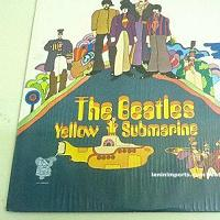 The Beatles - Yellow Submarine Red Vinyl LP [Japanese] [AP-8610] (1970)