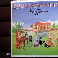 Blancmange - Happy Families UK LP Vinyl