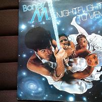 Boney M - Nightflight To Venus UK LP
