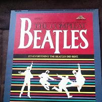 The Beatles - The Compleat Beatles / CED Video Disc (1982)