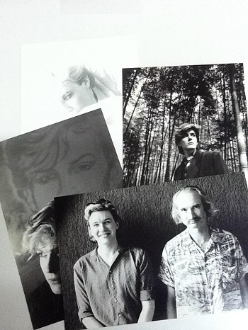 David Sylvian Set of 4 Postcards