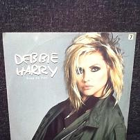 Debbie Harry - Free To Fall UK 12