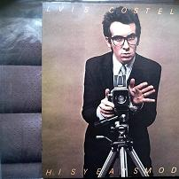 Elvis Costello - This Year's Model UK LP Vinyl