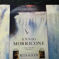 Ennio Morricone - The Mission UK LP
