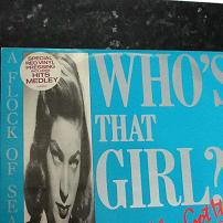A Flock of Seagulls - Who's That Girl UK 12