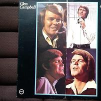 Glen Campbell - More Songs UK LP Vinyl