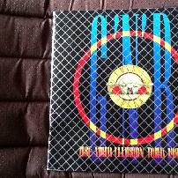 Guns N Roses - Use Your Illusion Tour Programme
