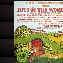 The Mike Sammes Singers - Hits of the Wombles UK LP Vinyl Album