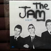 The Jam - In The City UK LP Vinyl