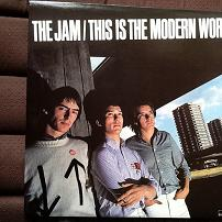 The Jam - This Is The Modern World UK LP Vinyl