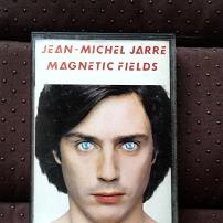 Jean-Michel Jarre - Magnetic Fields UK Cassette Album