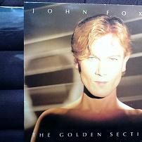 John Foxx - The Golden Section UK LP Vinyl