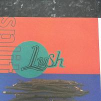 Lush - Split UK LP Vinyl