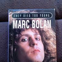 Marc Bolan - They Died Too Young Book
