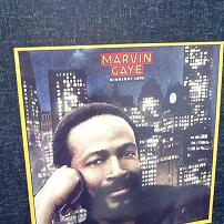 Marvin Gaye - Midnight Love UK LP Vinyl