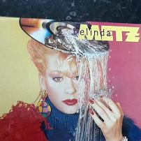 Belinda Metz - Electric Splash Canadian LP Vinyl