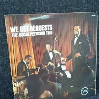 The Oscar Peterson Trio - We Get Requests French LP