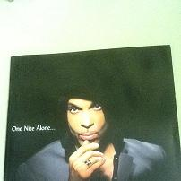 Prince - One Nite Alone 2002 Tour Programme
