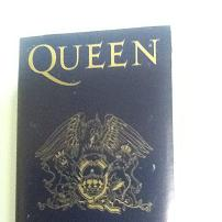 Queen Greatest Hits Vol 2 Cassette Album
