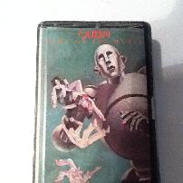 Queen News of the World Cassette Album