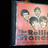 The Rolling Stones - The Group That Shocked The World Video CD