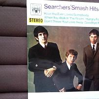 The Searchers - Smash Hits Vol.2 UK LP Vinyl