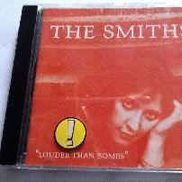 The Smiths Louder Than Bombs UK & Europe CD Album