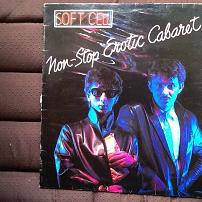 Soft Cell - Non-Stop Erotic Cabaret UK LP Vinyl