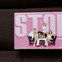 Spice Girls - Stop UK Cassette Single