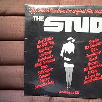 Various Artists - The Stud Soundtrack UK LP Vinyl